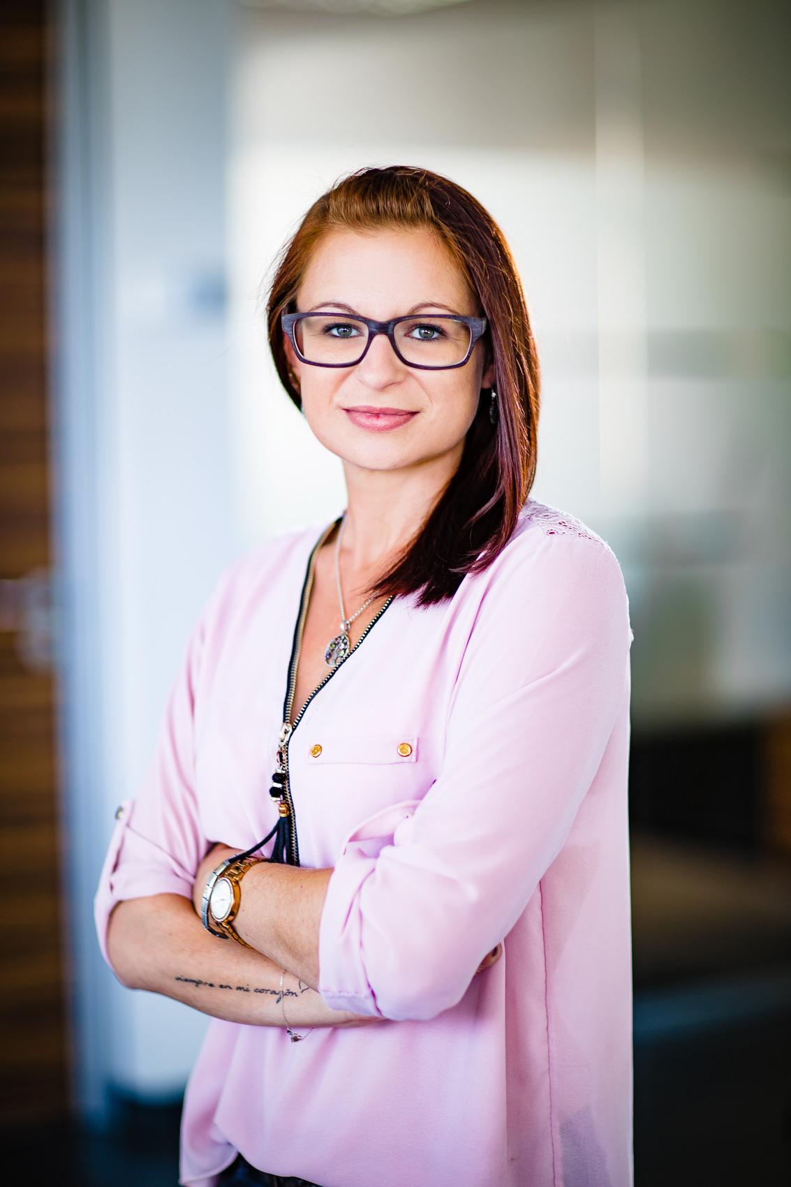 Daniela Raschun, Front Office und Verkauf Wild Hi-Precision GmbH