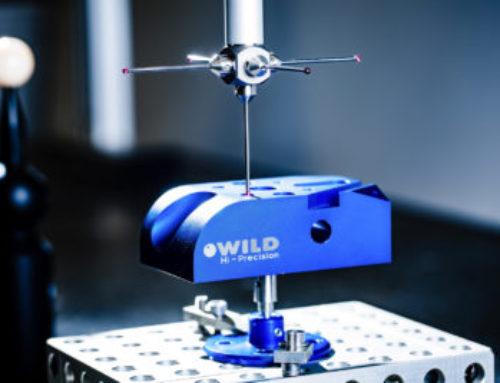 WILD Hi-Precision als Problemlöser für Ihre messtechnische Aufgaben