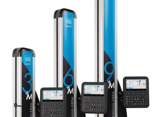 WILD Hi-Precision ist Platinum Service Partner von TESA Technology